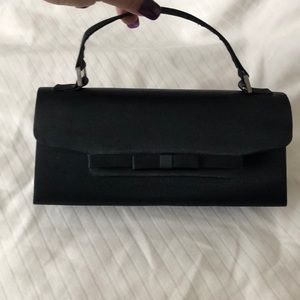 La Regale black evening bag
